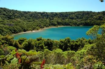 crater lake, Poas 2
