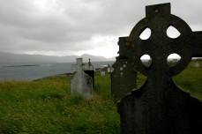 graveyard, Beara Peninsula