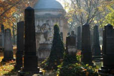 kerepesi monuments