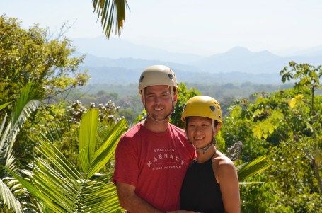 Matt and Susan, Titi canopy5