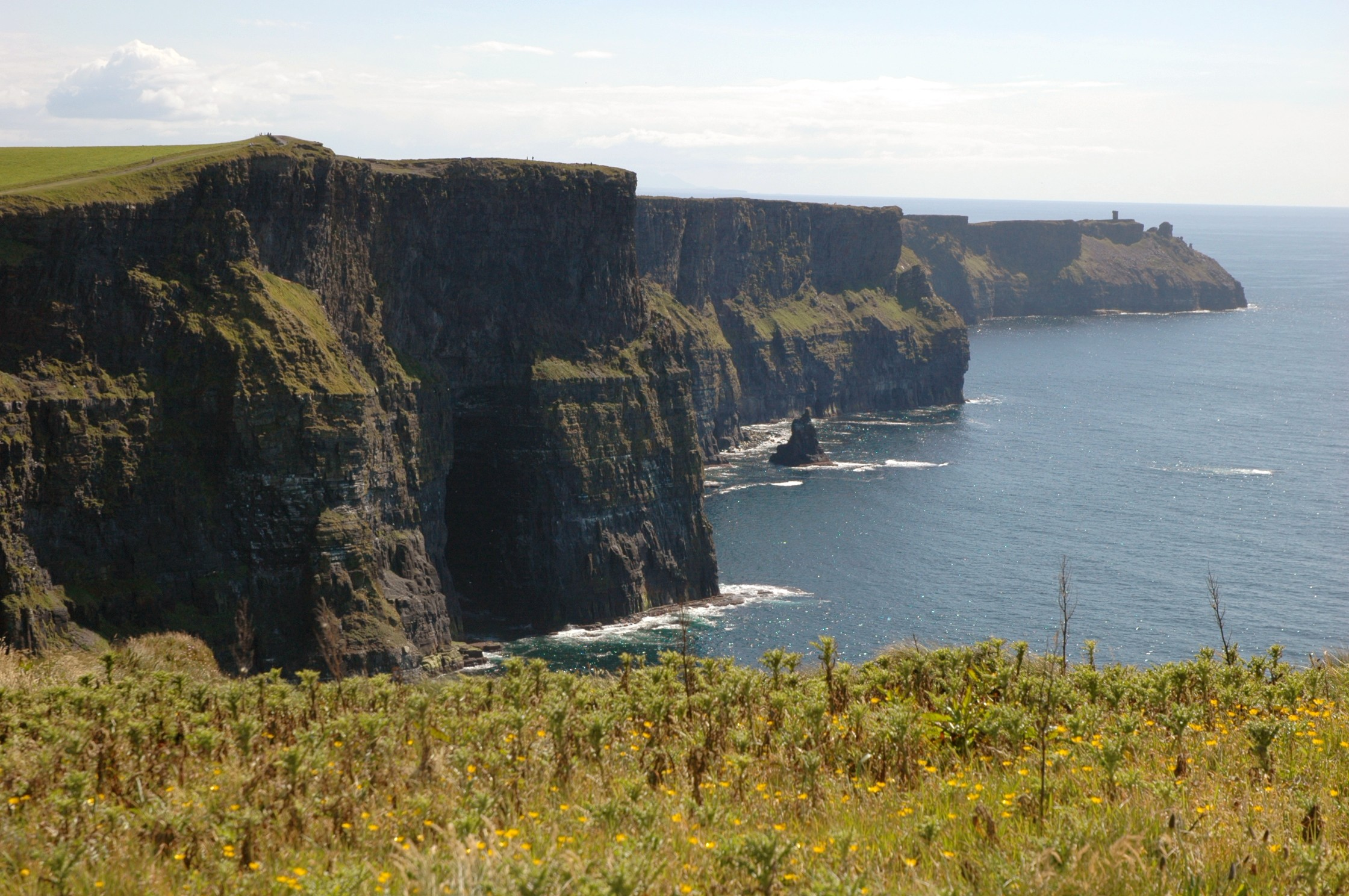 What are the must sees of the world askreddit - Cliffs of moher pictures ...