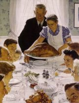 A Rockwell Thanksgiving