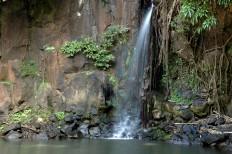 Falls, Lawai stream