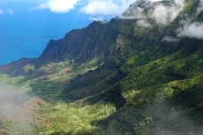 Kalalau valley