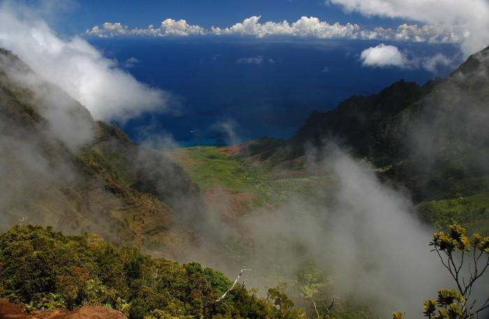 Kalalau Valley, Na Pali Coast, Kauai