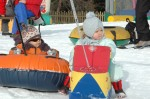 Kids' fun park at Vigo di Fassa, Italy