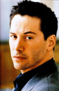 The very handsome Keanu Reeves