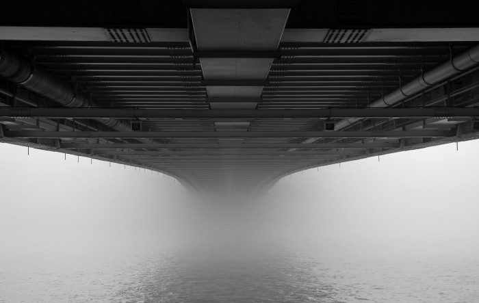 under erzs hid in fog