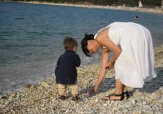 Finding skipping stones, Avlaki
