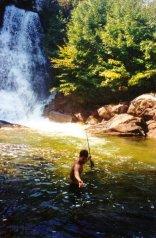fishingthefalls
