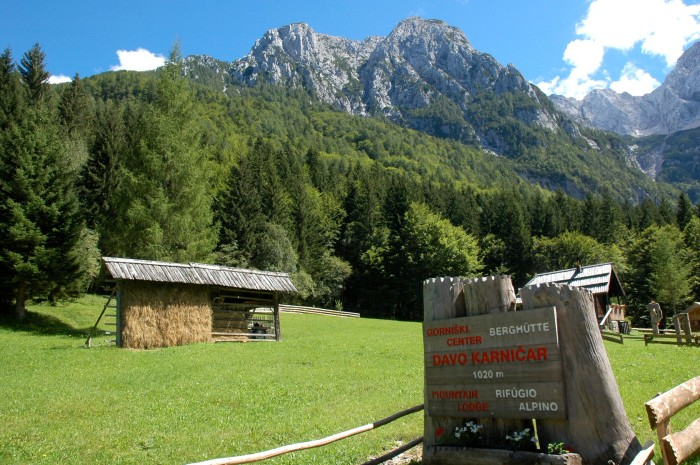 Davo Karmicar mountain hut