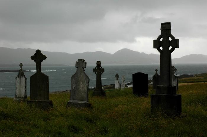 graveyard, Beara