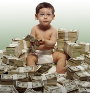 baby-on-money