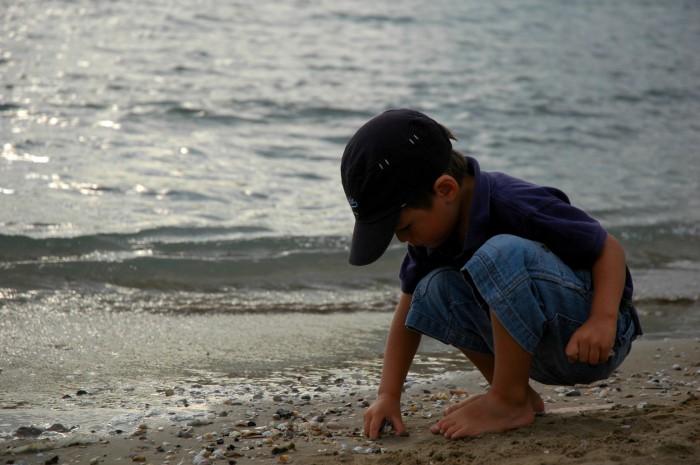 G finding shells