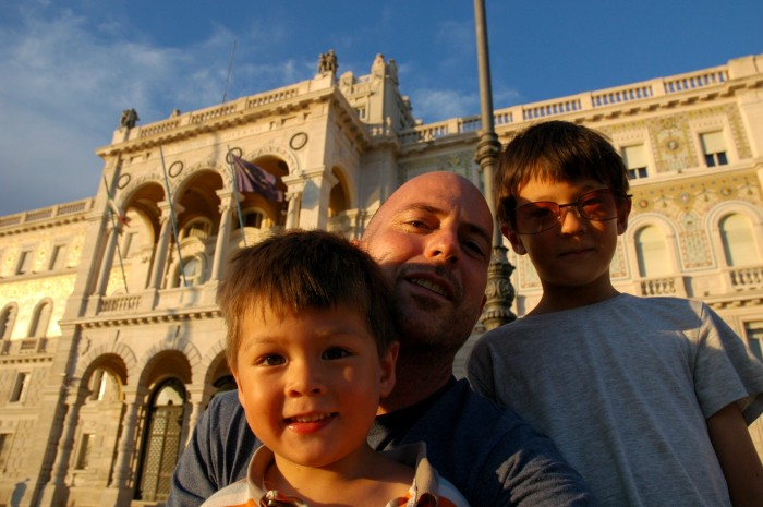 First night: Trieste