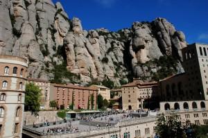 Today's monastery complex