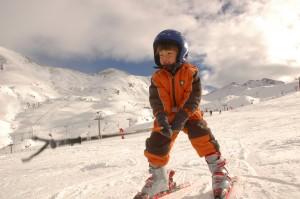 G skiing