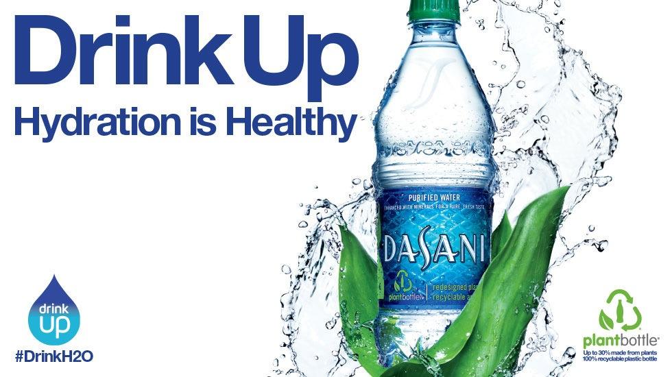 Drink Black Water Marketing