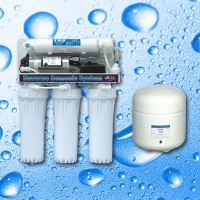 A reverse osmosis filter pays for itself pretty quickly