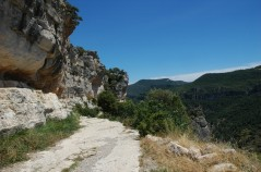 Trail near Siurana