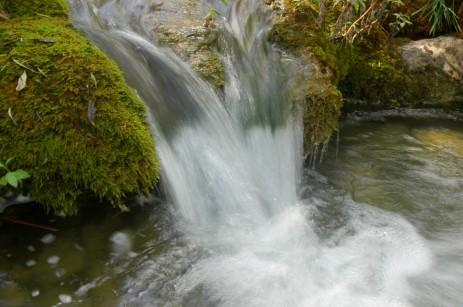 Little falls on Brugent