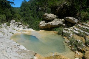 pool before big fall, la febro