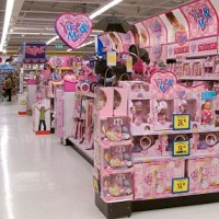 The Pink Section: What Our Toy Stores Are Telling Our Children